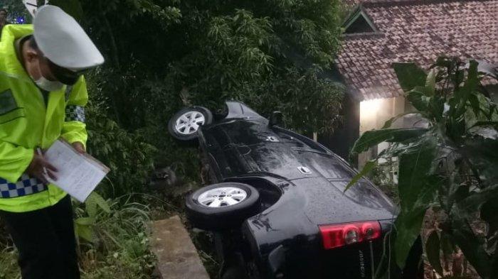 Kecelakaan Beruntun di Jalinsum Sidomulyo, Avanza Tabrak 2 Kendaraan