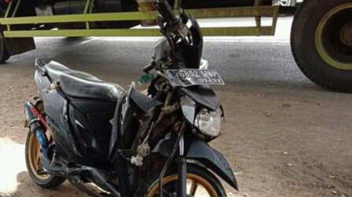 Kecelakaan di Lampung Selatan, Pemotor Anak-anak Terlindas Ban Truk