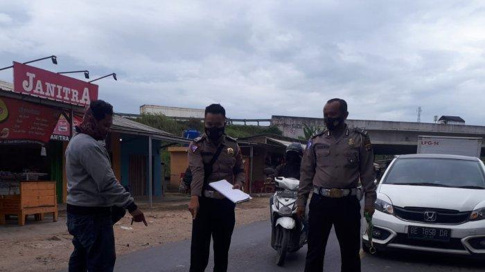 Kecelakaan di Lampung Selatan, Pemotor Bocah Tewas Terlindas Truk Tronton