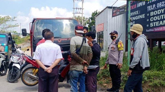 Nasib Sopir Truk setelah Tabrak Kakak Beradik hingga Tewas di Bandar Lampung