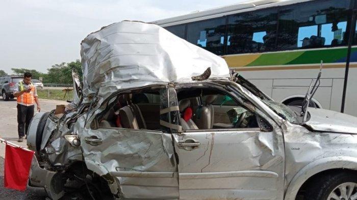 Kecelakaan Tragis Mobil Terios di Tol Lampung Renggut 3 Nyawa Warga Tangerang