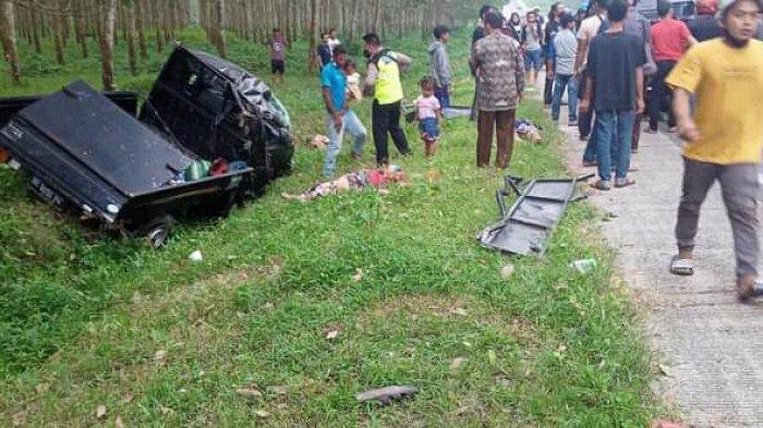 Daftar Korban Kecelakaan Tunggal Tanjung Bintang, 3 Orang Tewas