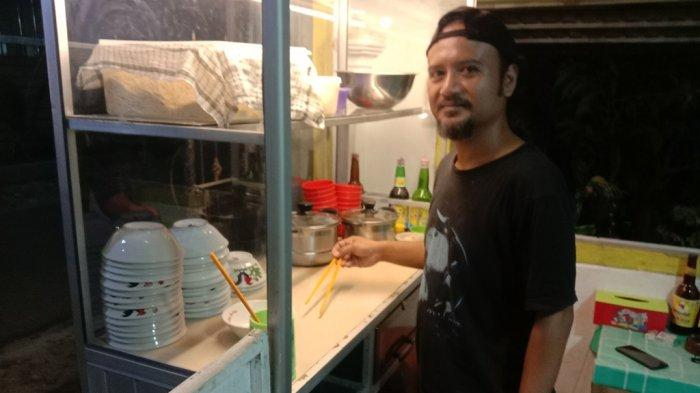 Kuliner Lampung, Lezatnya Mi Pangsit dan Sop Tulang Ayam di Kedai Mas Wimpi Pringsewu