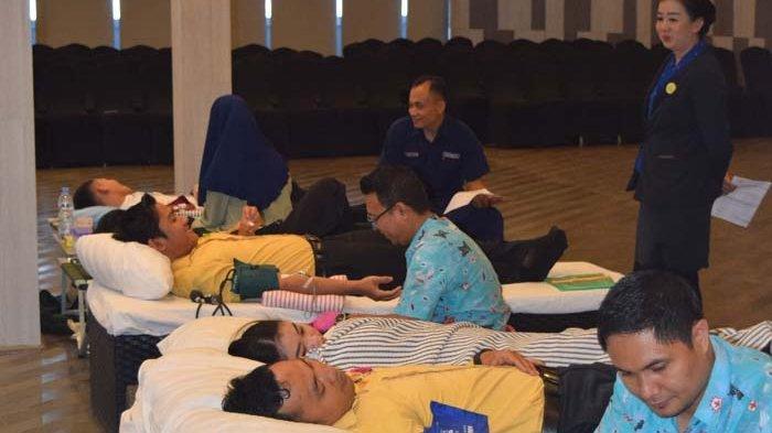 Novotel Gelar Donor Darah Libatkan Karyawan dan Masyarakat Sekitar