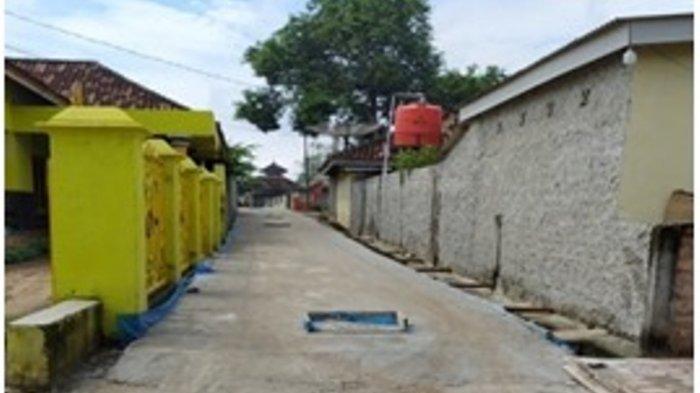 Program Kota Tanpa Kumuh (KOTAKU) di Masa Pandemi Covid-19, Pembangunan Padat Karya di Tulangbawang