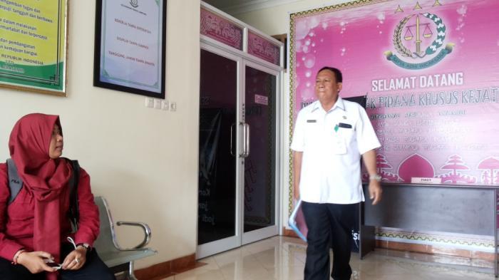 BREAKING NEWS: Usai Diperiksa Kejagung, Pejabat Pemkot Bandar Lampung Bungkam