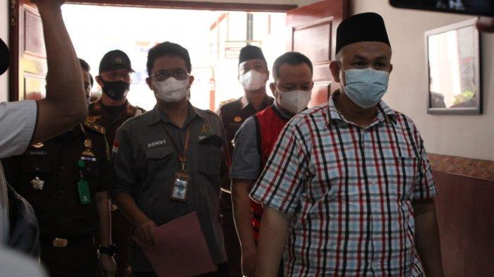 Abdul Mukti Jadi Terpidana Korupsi SMAN 6 Metro tanpa Ikut Sidang