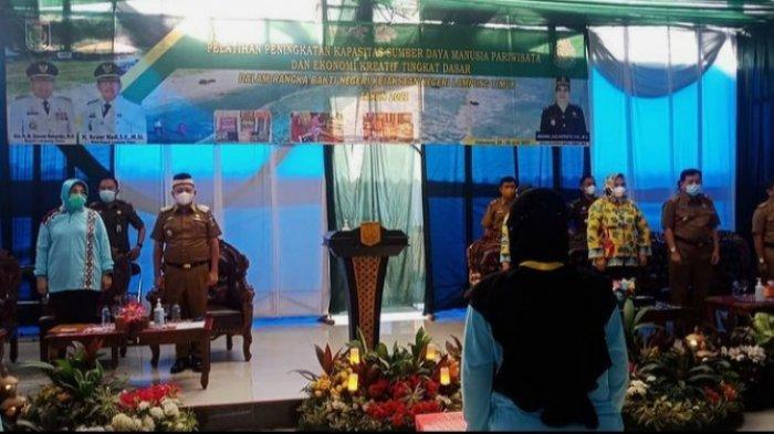 Kejari Sukadana Gandeng Pemkab Lampung Timur Gelar Pelatihan Ekonomi Kreatif