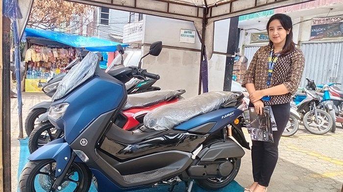 Info Motor, Berniat Miliki Motor Yamaha Aerox 155 VVA, Berikut Harga di Bulan Oktober Ini