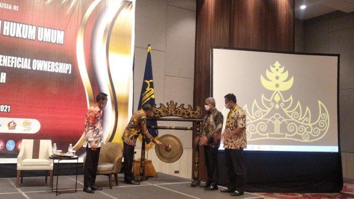 Kemenkumham Lampung Gelar Diseminasi Layanan Administrasi Hukum Umum