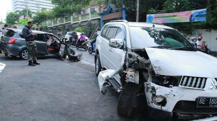 Kenali Ciri-ciri Melihat Mobil Bekas Tabrakan Alias Accident