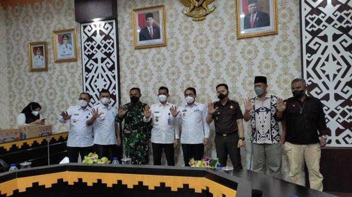 Sambangi Metro, Kepala BNN Lampung: Penyalahguna Narkoba Jangan Dipenjara
