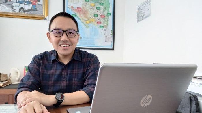 Ucapan HUT Ke-12 Tribun Lampung dari Kepala Cabang Astra Daihatsu Ahmad Yani Alex Budianto