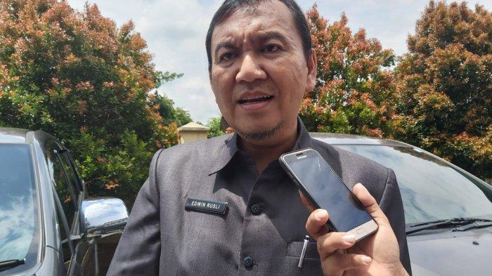 Kepala Dinas Kesehatan Edwin Rusli: Vaksinasi Covid-19 di Bandar Lampung Masih Kondusif