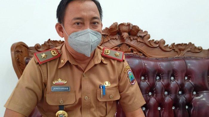 Pencapaian Vaksin di Lampung Selatan Baru 19,4 Persen