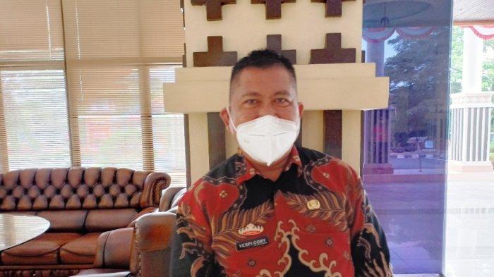 Kadisdik Lampung Selatan Yespi Cori: Belum Ada Kasus Covid-19 dari Pembelajaran Tatap Muka