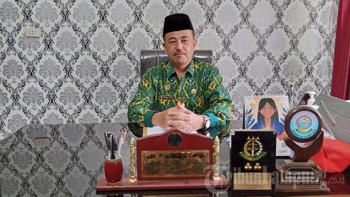 Kepala Kemenag Lampung Barat Pastikan Dana untuk Pesantren Tetap Ada di Tahun 2021