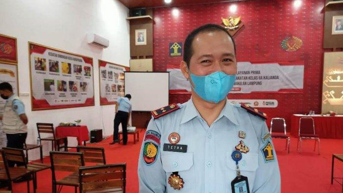Sebanyak 51 Persen WBP di Lapas Kelas II Kalianda Lampung Napi Kasus Narkoba