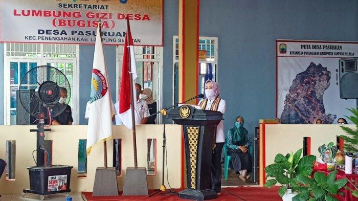 Kepala PMDT Lampung Berharap Tidak Ada Lagi Daerah Blankspot Di Lamsel