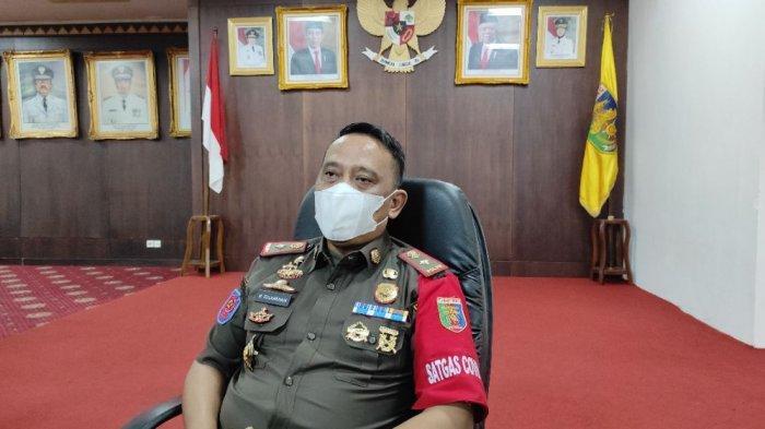 Satgas Covid-19 Lampung: Pelanggar Prokes Harus Disanksi