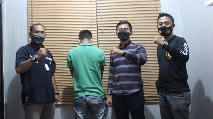 Anaknya Berkelahi di Sekolah, Pria Tulangbawang Barat Lampung Bacok Kepsek