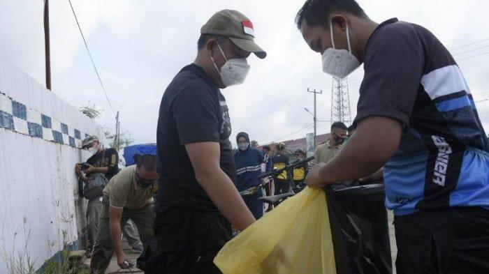Kepedulian Masyarakat Tulangbawang Barat Tidak Buang Sampah Sembarangan Masih Minim