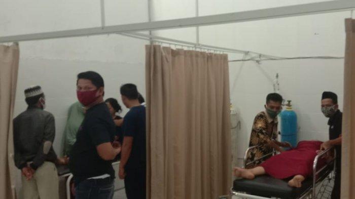 Keracunan Massal di Tanggamus, 100 Warga Datangi RSUD Batin Mangunang Kota Agung
