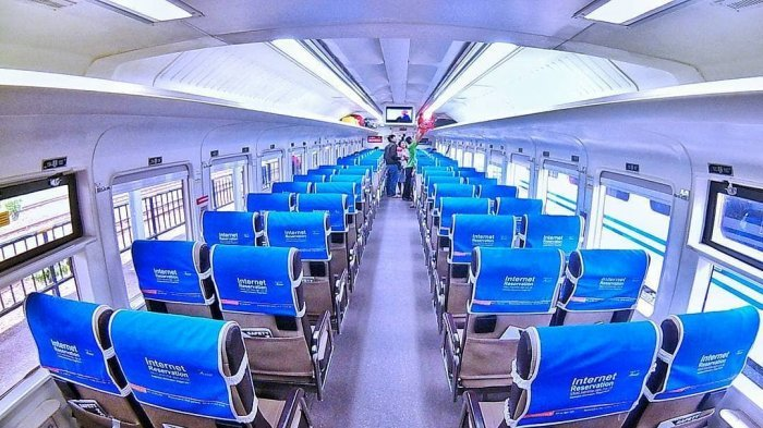 Belum Banyak Peminat Tiket Angkutan Lebaran 2019 di Divre IV Tanjung Karang