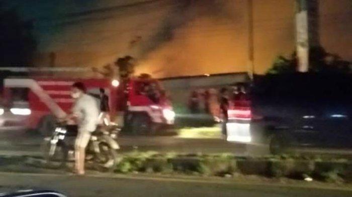 Kerugian Akibat Kebakaran Rumah Kosong di Natar Lampung Selatan Capai Rp 100 Juta