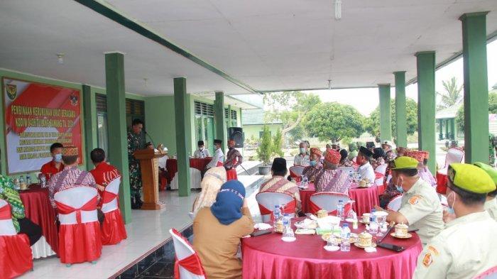 Dandim 0426 Pastikan Kerukunan Umat Beragama di Tulangbawang dan Mesuji Terjaga