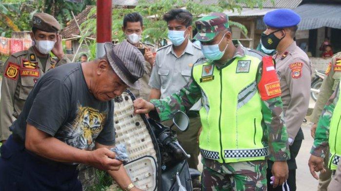 Kesadaran Masyarakat Purbolinggo Lampung Timur terhadap Prokes Makin Tinggi