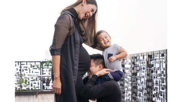 Baim Wong Sempat Kesulitan Tentukan Nama Anak Keduanya