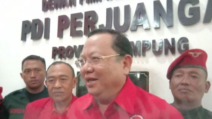 PDIP Tagih Surat Rekomendasi, Sudin: Jangan Hanya Ngomong Koalisi