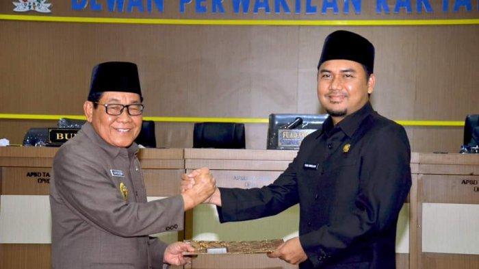Sah, DPRD Mesuji Setujui LKPj Pelaksanaan APBD 2018 oleh Pemkab Mesuji