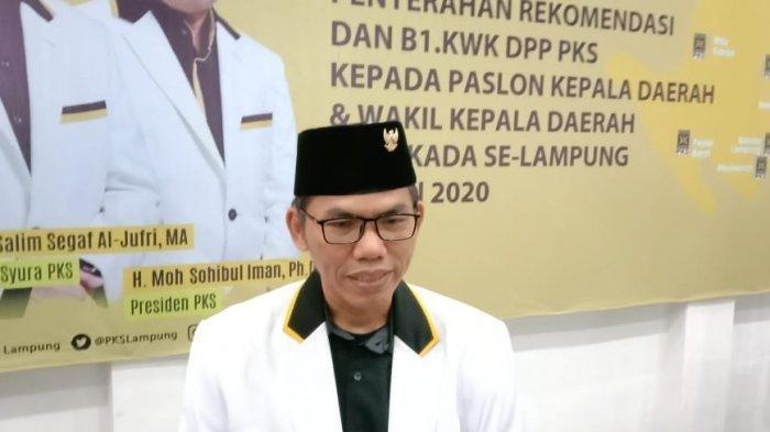 PKS Lampung Potong Gaji Anggota Fraksi Untuk Tangani Dampak Covid-19