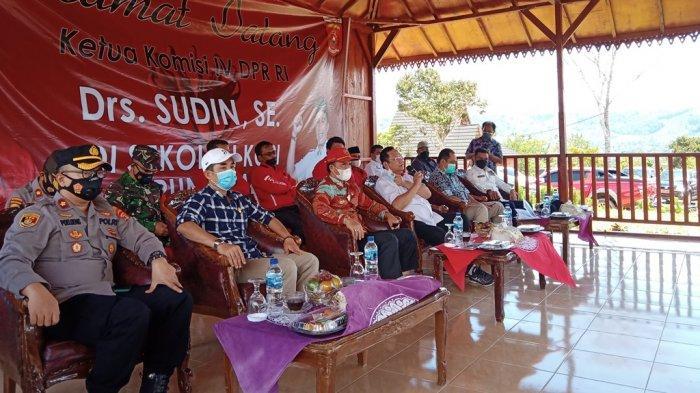 Jawabab Sudin Ditanya soal Proyek Geotermal di Suoh Lampung Barat
