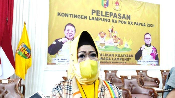 Persani Lampung Berharap Atlet Aerobic Ikuti Jejak Sutjiati, Sabet Emas di PON Papua 2021
