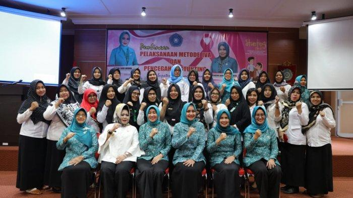 Ketua Tim Penggerak PKK Lampung Riana Sari Arinal Ajak Hapuskan Stunting dari Lampung
