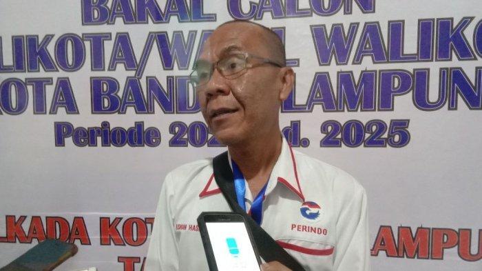 4 Balon Wali Kota dan Wakil Wali Kota Bandar Lampung Ramaikan Bursa Penjaringan Perindo