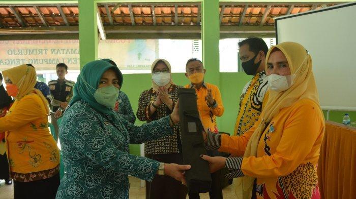 Mardiana Musa Ahmad Ajak Semua Elemen di Lamteng Cegah Kekerasan Perempuan