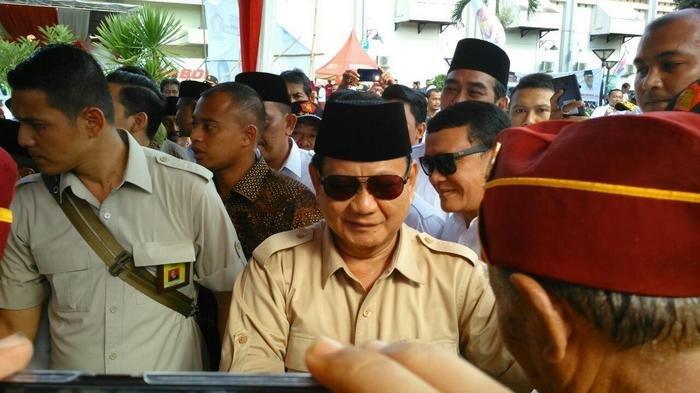 Seminggu Jelang Pilgub, Prabowo Subianto Meluncur ke Lampung