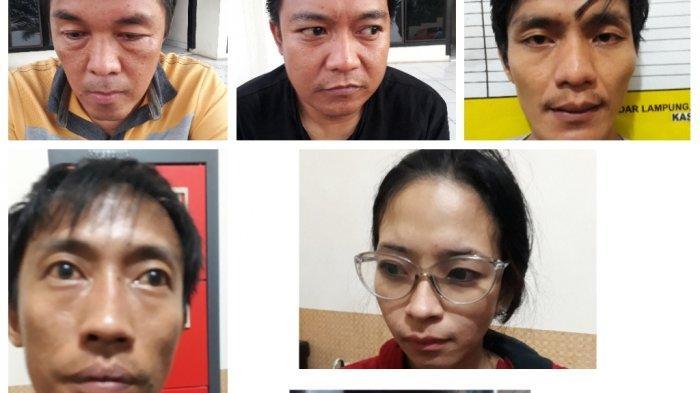 BREAKING NEWS - Eks Anggota DPRD Bandar Lampung Diciduk Saat Pesta Sabu, Polisi Temukan Senpi