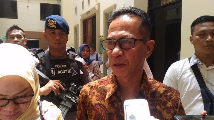 Keinginan Khamami Ditahan di Lapas Rajabasa Terkabul