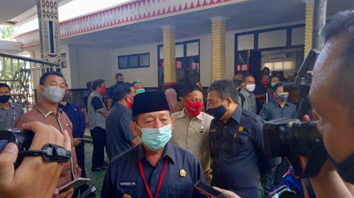 Herman HN Minta Setiap Balonkada Bandar Lampung Patuhi Protokol Kesehatan
