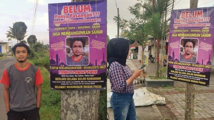 Viral Pria di Magelang Buka Jasa Bangunkan Sahur Secara Gratis