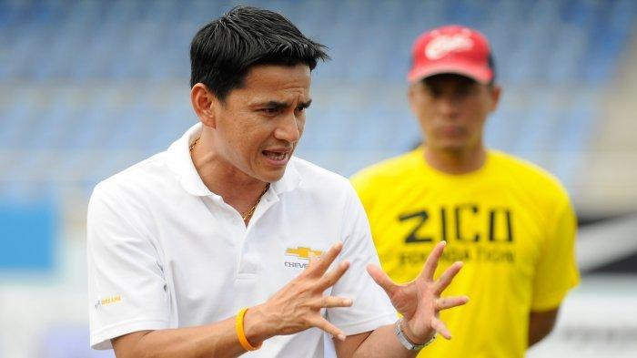 Kondisi Terkini Mario Gomez Usai Dipecat dari Persib Bandung dan Rumor Pelatih Baru Asal Thailand