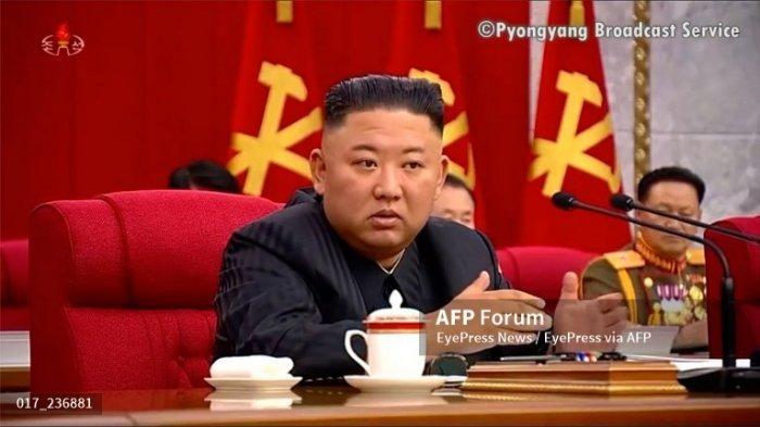 Tubuh Kurus Kim Jong Un Jadi Sorotan, Mata-mata Korsel Ungkap Fakta