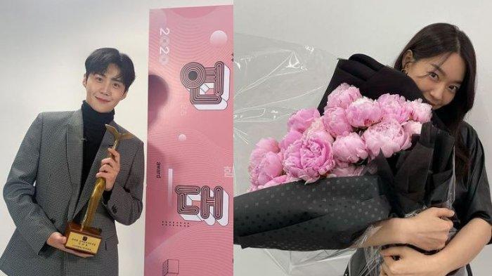 Biodata Kim Seon Ho dan Shin Min Ah, Dimple Couple Drama Hometown Cha Cha Cha