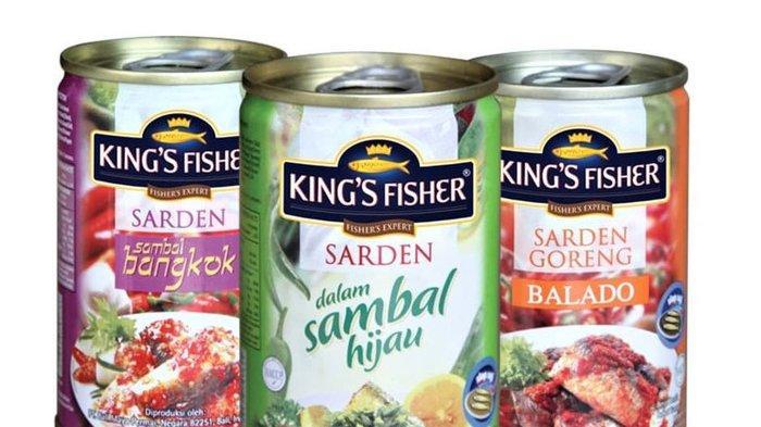 King Fisher sarden