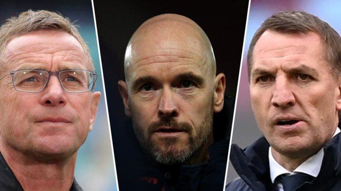 Tottenham Gagal Dapatkan Julian Nagelsmann, Erik ten Hag, Brendan Rodgers dan Rangnick jadi Incaran